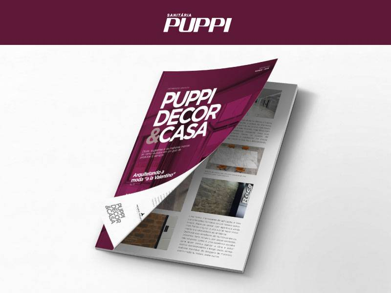 Revista Puppi Decor&Casa
